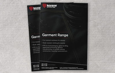 Kozane® Fabric & Garment Catalogues Now Available