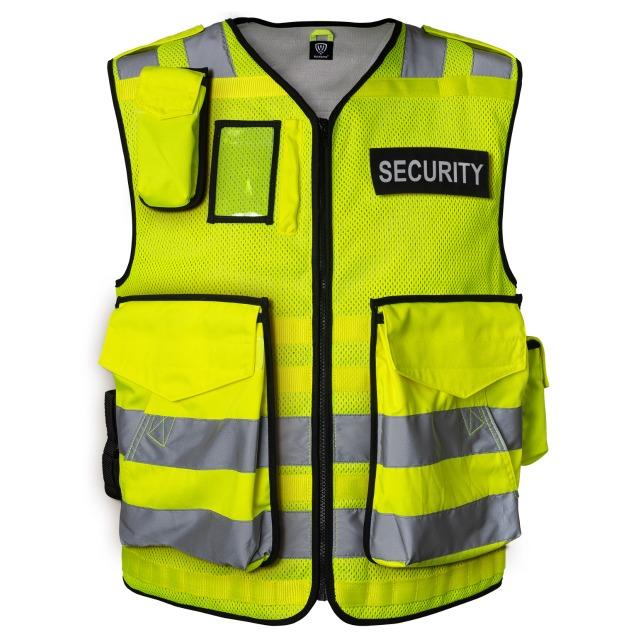 Slash Resistant Hi Vis Vest 705.12