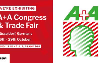Kozane® Exhibits at A+A International Trade Fair This October